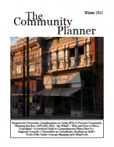 The Community Planner